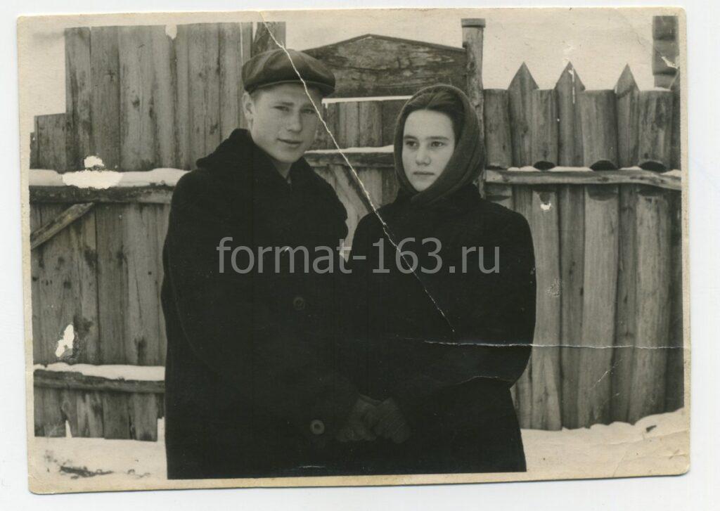 Ретушь и восстановление старых поврежденных фотографий в Тольятти